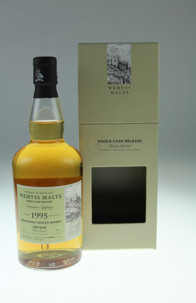 "Wemyss Glen Grant ""Summer Sipping"" 23y 46 %Vol"