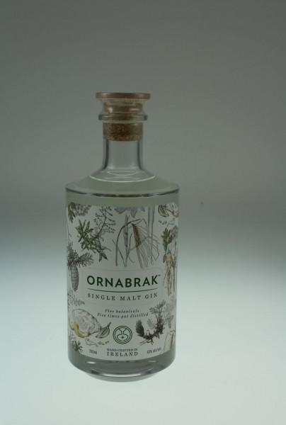Ornabrak Irischer Single Malt Gin 43%