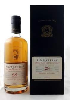 A.D.Rattray Dalmore 1992/2020 28y 45,1 %Vol Bourbon Barrel