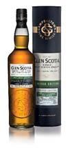 Glen Scotia Vintage 2007, 57,2 % Vol. 0,7 l Cask No. 17/106-3 Medium Peated / Bordeaux Red Wine Hogs