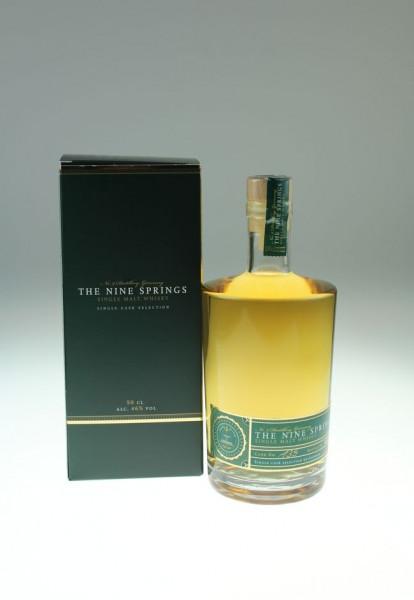 The Nine Springs Bourbon Cask 0,5l 46% (Whisky
