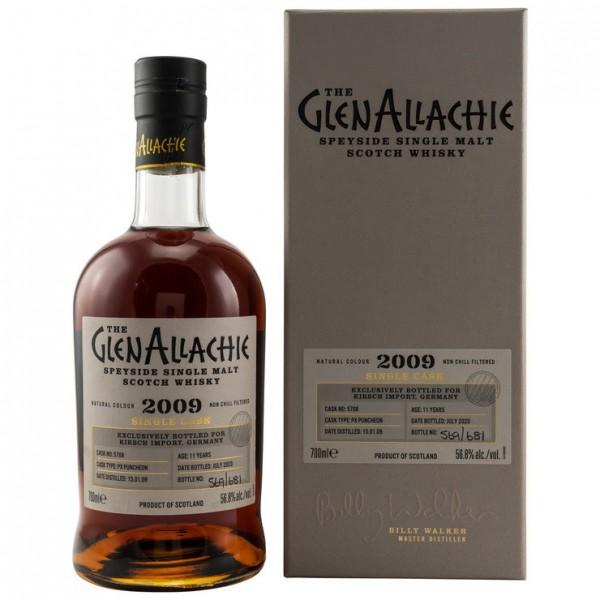 GlenAllachie Single Cask 11 y 2009/2020 56,8 %Vol Pedro Ximénez Puncheon