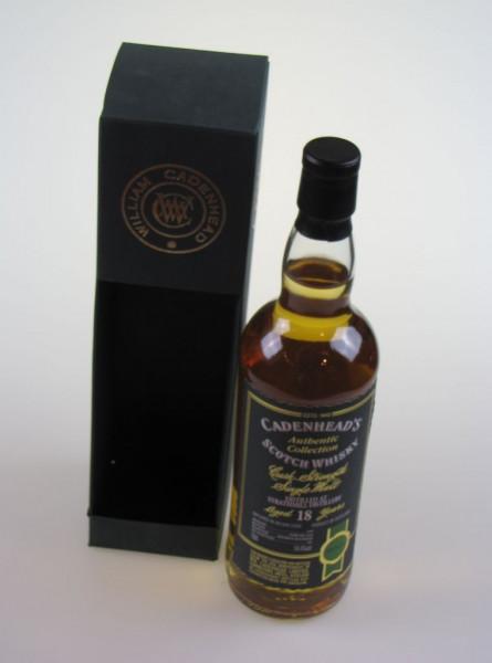 Cadenhead`s Strathmill 18 y 54,4% Bourbon Hogshead