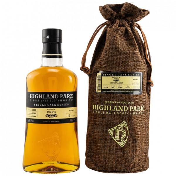 Highland Park 2009/20 66,5 %Vol refill Butt exclusiv für Kirsch