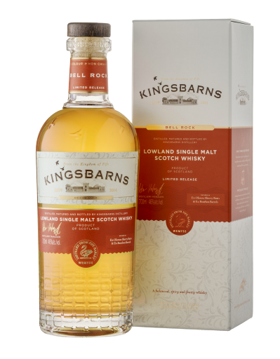 KINGSBARNS Black Rock Limited Edition 46 %Vol 2208 bottles