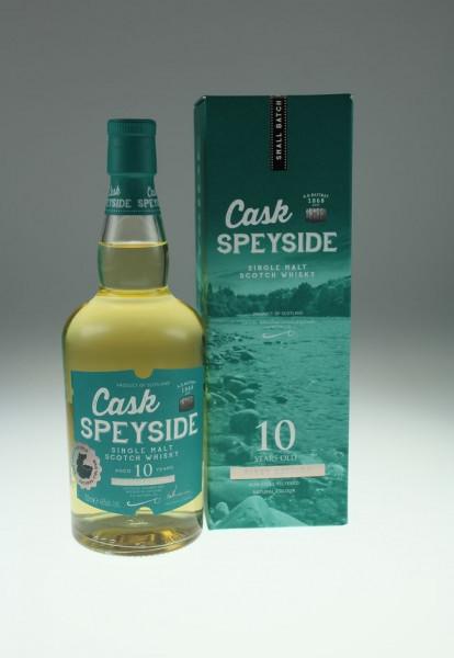 Cask Speyside Single Malt NEU 10 J. 46,0 %Vol Bourbon Cask (Whisky)Zurück Zurücksetzen Löschen Kopieren Speichern Speichern und weiter bearbeiten