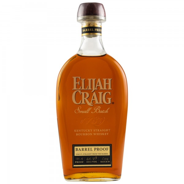 Elijah Craig Barrel Proof 65,7 %Vol Kentucky Straight Bourbon
