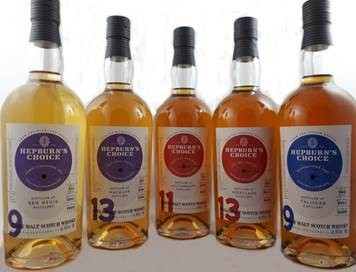 Hunter Laing Hepburn`s Choice Talisker Sherry cask 9 y 2011 46,0 %Vol