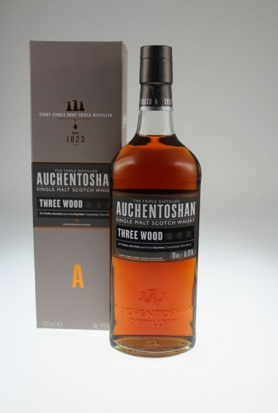 Auchentoshan Three Wood 12y 43%