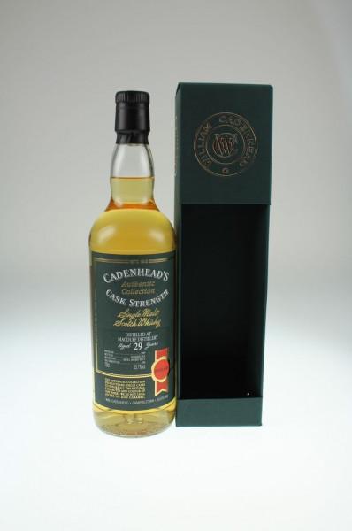 Cadenhead`s Macduff 29y 55,1% Refill Sherry Butt 0,7l (Whisky