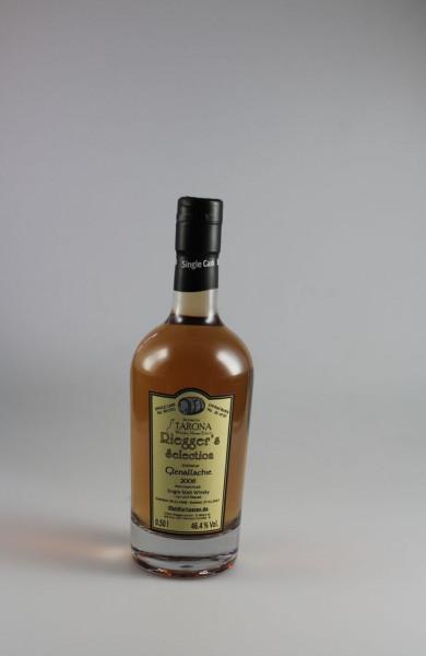 Tarona Messeabfüllung Glenallachie 8 y 2008 46,8%Vol Port Finish Rieggers Selection