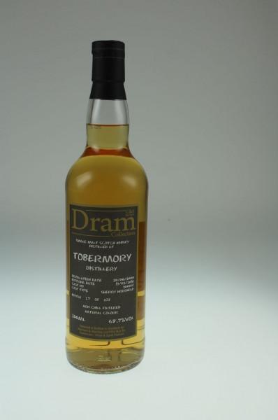 C&S Dram Tobermory Sherry Hogshead 9y 2008 68,7%