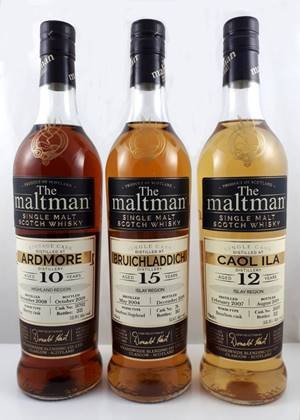 Maltman Bruichladdich 15 J. 2004 51,6% Bourbon Hogshead