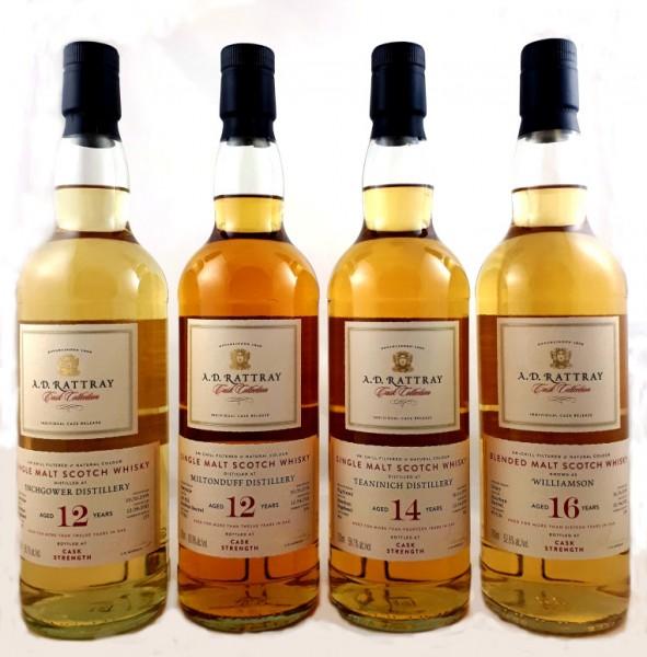 A.D. Rattray Miltonduff 2008 12y 60,9 %Vol Bourbon Barrel