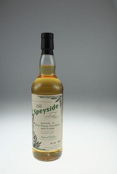 Glen Moray 10y 46% Bourbon Cask The Speyside Trail by Alba Import (Whisky)