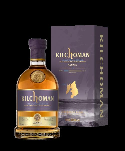 Kilchoman Sanaig 46%Vol
