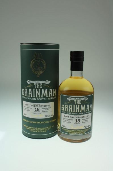 Port Dundas The Grainman 1999 50,1% Vol 18 y
