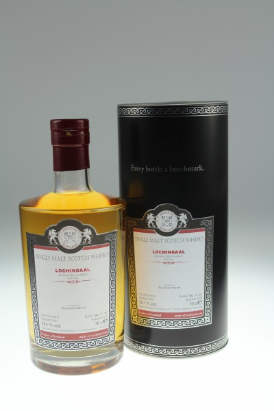 Malts of Scotland Lochindaal 12 y 2007/2019 58,1%Vol Bourbon Barrel 282 bottles