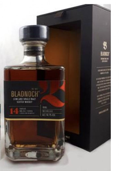 "Bladnoch 14y oloroso sherry casks ""2020 46,7 %Vol"