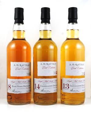 Craigellachie 2002, 14 y 55,9 % bourbon hogshead