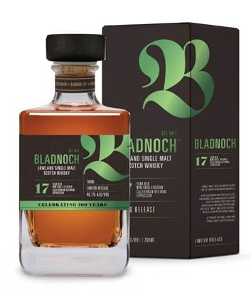 "BLADNOCH 17 YEAR OLD ""CALIFORNIAN RED WINE EXPRESSION"" 46,7 %Vol"