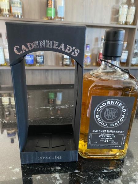 Cadenhead`s Strathmill Distillery 1993 24 y 50,3 % Hogshead 354 bottles