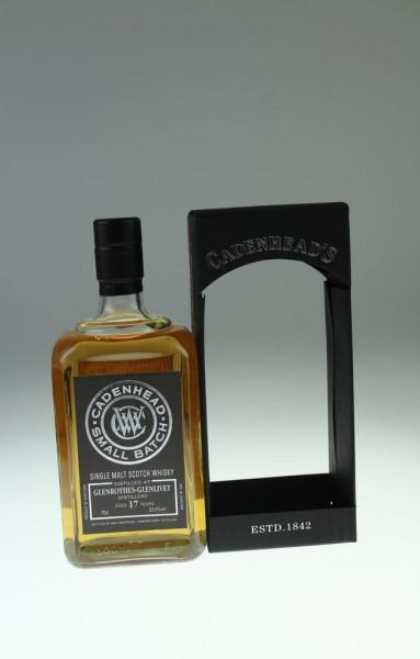 Cadenhead`s Glenrothes Distillery 2001 17y 53% 528 bottles