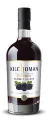 Kilchoman BRAMBLE LIQUEUR 50 cl Likör aus frischen schottischen Brombeeren und Kilchoman Malt