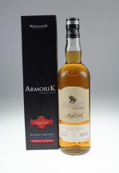 """Armorik """"pour Allemagne"""" PX Sherry Cask 7y 2010 55,0%"""