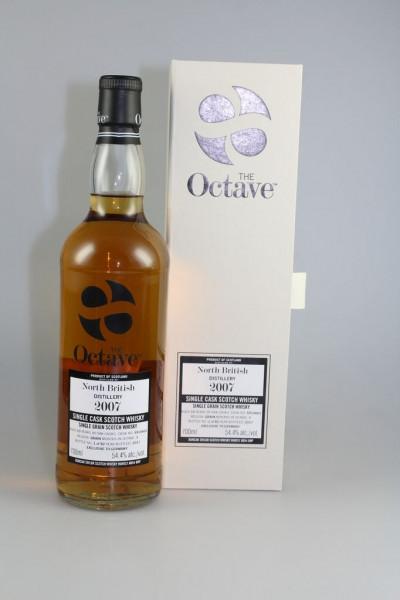 North British Duncan Taylor Sherry Octave 10y 54,4 %Vol 82 Flaschen