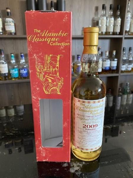 "Alambic Classique Tomatin ""refill Sherry Barrel"" Jahrgang 2009 11y Highlands 51,7 %Vol"