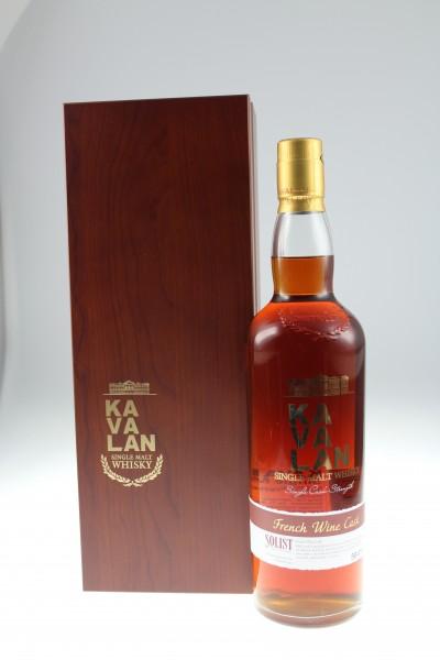 Kavalan Solist 2012/2020 8y French Wine Cask 58,6 %Vol 163 bottles