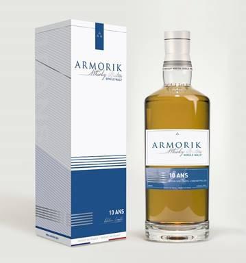 Amorik 10y 46% Jubileumsabfüllung zur 20jährigen Single Malt Herstellung bei Amorik 2000 Flaschen weltweit