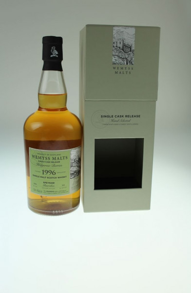 "Wemyss, Glenrothes ""Fruit and Nut Bake"", 1996, 21 y 46 %Vol"