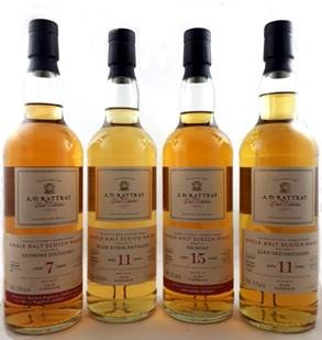 A.D.Rattray Inchfad, 2005 15 y 55,7%Vol Bourbon Hogshead