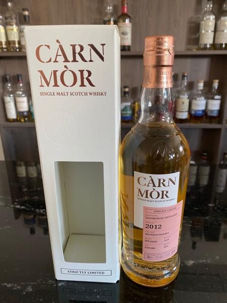 Carn Mor Glenburgie 2012 2021 8y Bourbon Barrel 47,5 %Vol