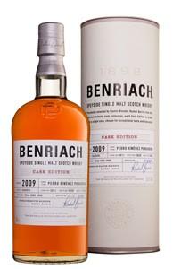 Benriach Cask Edition 11yo 2009 Cask 3911 56,5 %V0l PX-Puncheon