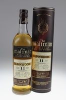 Maltman Linkwood, 2007, 11 years old, 52,1%, Bourbon cask no. 804480