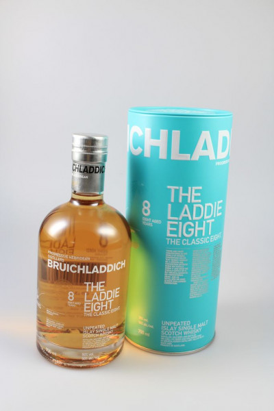 Bruichladdich Laddie Eight Originalabfüllung 8y 50%