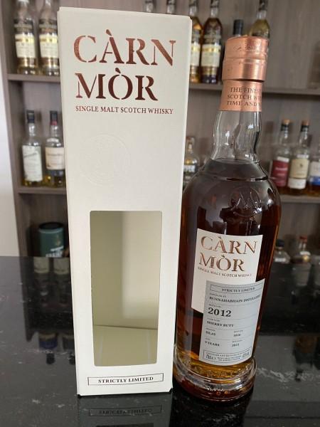 Carn Mor Bunnahabhain 2012 2021 9 Sherry Butt Islay 47,5%Vol