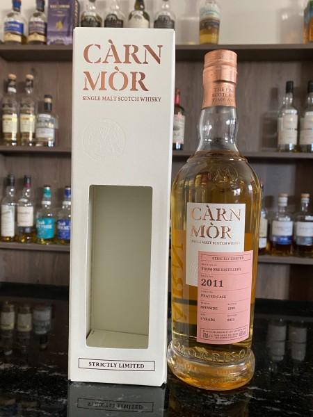 Carn Mor Macduff 2011 2021 10 Bourbon Barrel Speyside 47,5%Vol