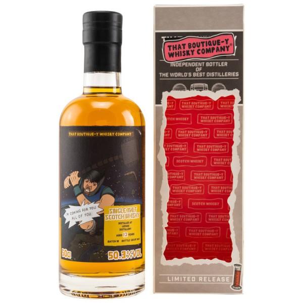 That Boutique-Y Whisky Company Ledaig 12 y Batch 18 TBWC 50,3 %Vol