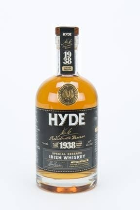 "Hyde No 6 ""President`s Reserve"" Irish Whisky Oloroso Sherry Finish 46%Vol"