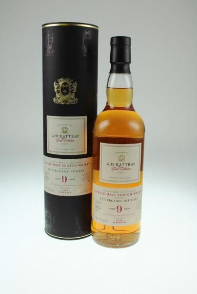 Fettercairn A.D.Rattray 2009, 9 y 60,0 %Vol Bourbon Hogshead, cask no. 1092