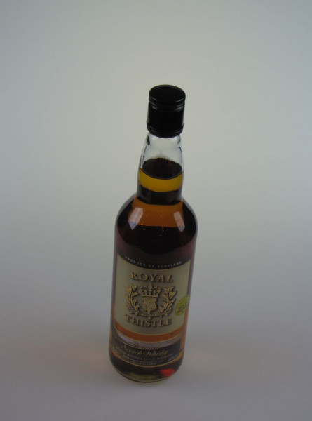 Maltman by Donald Hart Royal Thistle Blendes Malt 40 %Vol (Whisky)