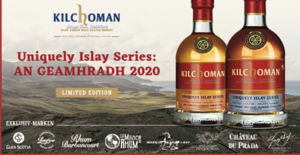 Kilchoman 23.08.2012/05.11.2020 8y Fresh Oloroso Cask, unpeated Fass 552/2012 56.6 % Vol