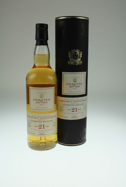 Glenrothes A.D. Rattray, 1996, 21 y 51,9%