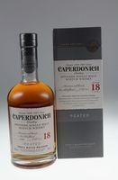 Caperdonich 18J. Peated Speyside Single Malt Scotch Whisky 48% 0.7L Lost Distillery Originalabfüllung Geschenkpackung