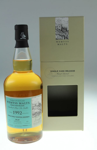 Wemyss Smoked Pico De Gallo 1992, 26 years, 46%, 235 bottles Distilled at Bowmore Distillery