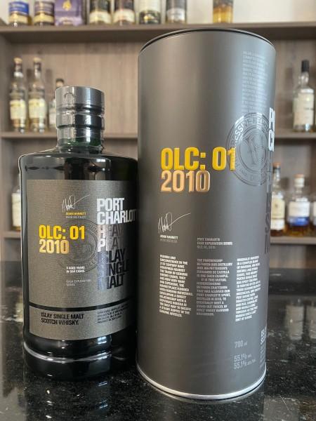 Bruichladdich Port Charlotte OLC:01 9y 55,1 %Vol